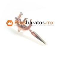 Pin metálico con logo de espada