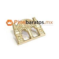 Pins de metal con forma personalizada