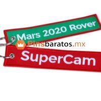 Llaveros de tela en México de coche Rover