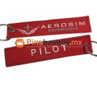 Remove Before Flight Llavero personalizado
