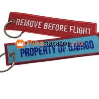 Remove Before Flight Llavero